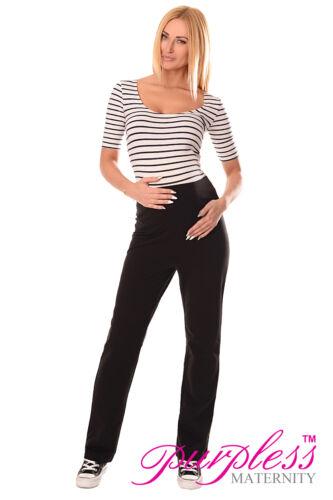 Purpless coupe large maternité grossesse leggings pantalon yoga Lounge 1300