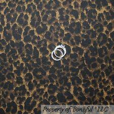 BonEful Fabric FQ African Decor Wild US Jungle Animal Skin Print Cheetah Leopard