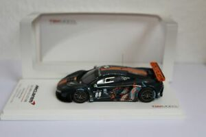 "1/43 Tsm Model Mclaren Mp4-12c Gt3 ""van Ryan Racing"" 24 H Spa 2012-afficher Le Titre D'origine La Qualité D'Abord"