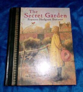Image Is Loading The Secret Garden Frances Hodgson Burnett 1987 HC