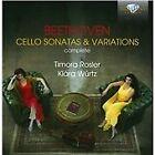 Ludwig van Beethoven - Beethoven: Cello Sonatas & Variations (2013)