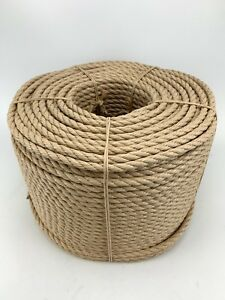 10mm-Synthetic-Sisal-Rope-x-220-Metres-Sisal-Rope-Coils-Gardens-Decking-Boating