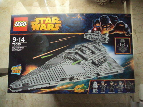LEGO STAR WARS 75055 STAR DESTROYER