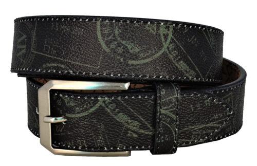 Cintura Alviero Martini ALV Unisex Nero Belt Unisex Black