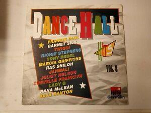 Dancehall-Hits-Vol-8-Various-Artists-Vinyl-LP-1996