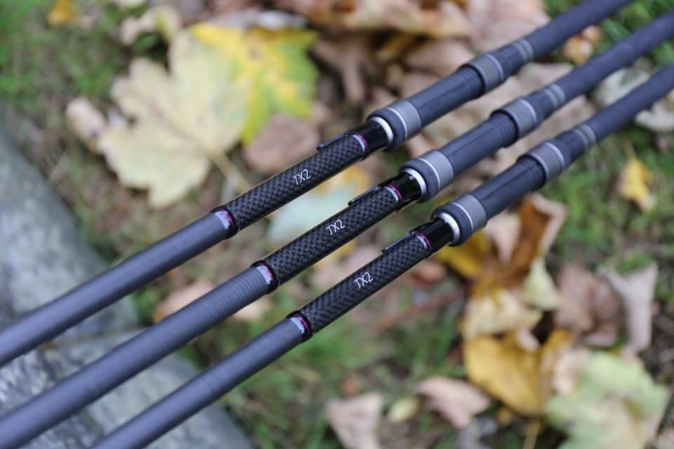 Shimano 3x tribal TX-2 TX2 Caña de Pesca de Cochepa 12ft o 13ft x3  Todo Prueba Curvas