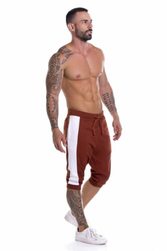 JOR 0918 Milan Athletic Pants Color Terracotta