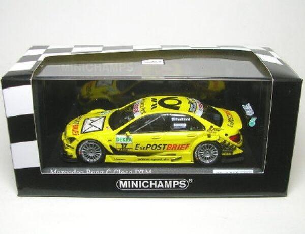 Felices compras Mercedes-benz c-class nº 17 DTM DTM DTM D. coulthard 2011  caliente