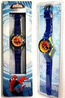 Marvel Ultimate Spider-man Boy's Watch (3+) - New/factory Sealed