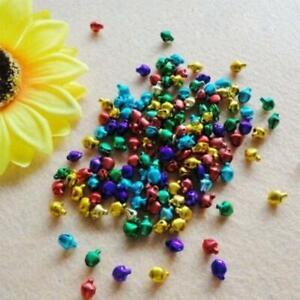 Bracelet-Craft-Jewelry-Making-Christmas-Iron-Beads-Jingle-Bell-Embellishments