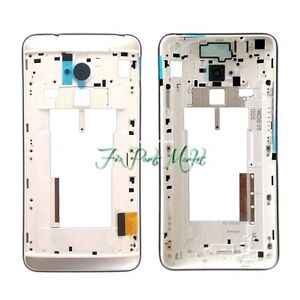 detailed look 58ea5 92c1a Details about Origin Middle Chassis Housing Case Cover Replacement For HTC  One Max -Silver