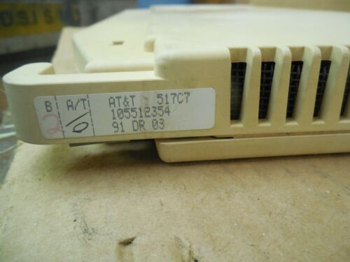 FM3 105512354 91DR03 Used Details about  /AT/&T Process 517C7 Equipped w