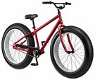 "Mongoose Beast Men's 26"" Fat Tire Bicycle"