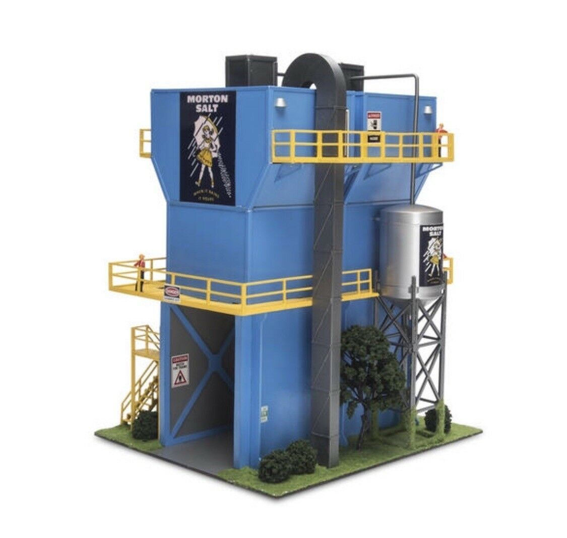 Ho Calibre Morton Salt edificio de fábrica