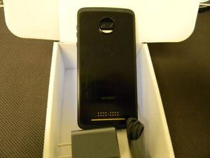Motorola-Moto-Z2-FORCE-64GB-Verizon-Smartphone-BLACK-Visible-Screen-Burn