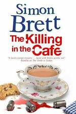 The Killing in The Cafe: A Fethering Mystery-ExLibrary