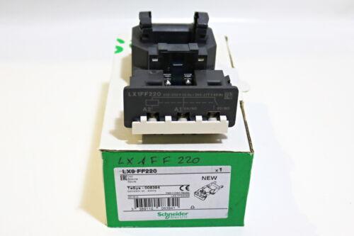 Schneider Electric lx1 ff220 bobina tesys 08394-nuevo//en el embalaje original