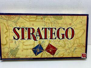 Stratego-von-Jumbo-Grosse-Orginalausgabe-Strategiespiel-Taktik-Brett