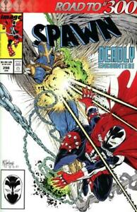 Spawn-298A-McFarlane-Cover-Art-NM-9-4-1st-Print-2019-Flat-Rate-Ship-Use-Cart