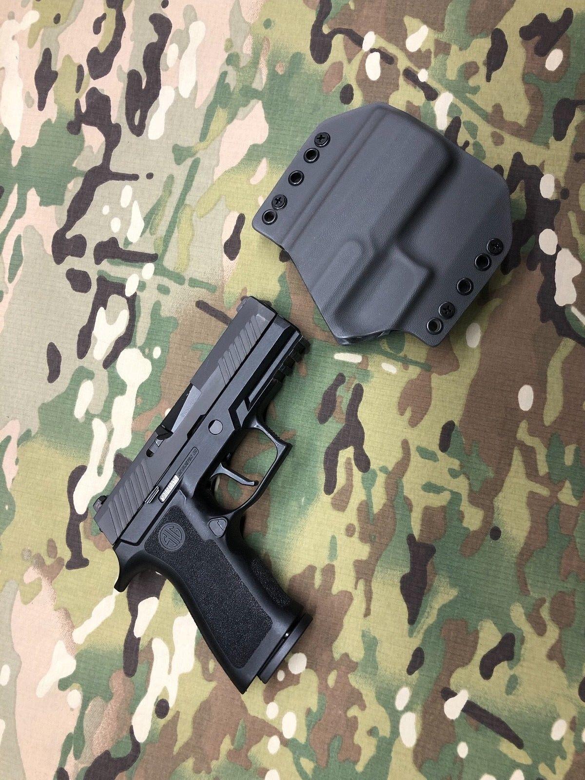 Armor grau Holster Kydex Holster grau Sig P320 X-Carry 7b64aa