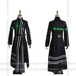 Japanese Anime Amnesia Heroine Uniform Cosplay Costume Dress