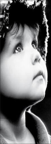 Sticker pour porte trompe l/'oeil Enfant réf 524
