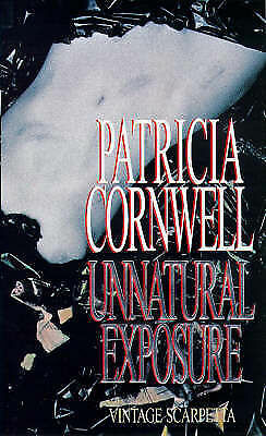 """""""AS NEW"""" Cornwell, Patricia., Unnatural Exposure, Paperback Book"""