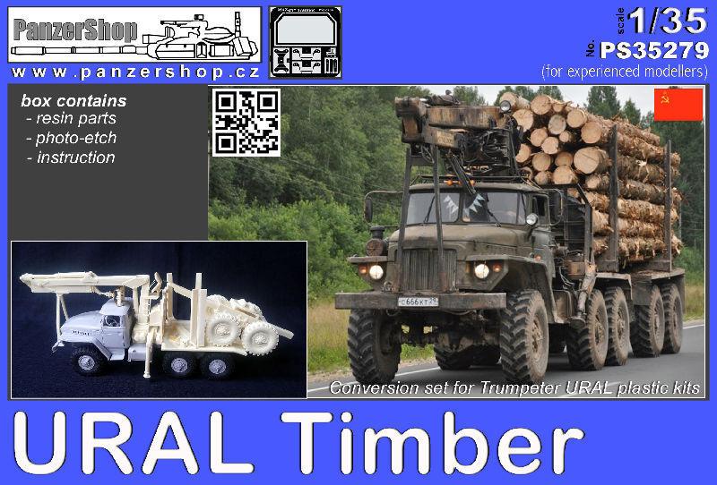 RAL Timber w   Polens släpvagn för kongrönering av hkonsts 1  35 PanzerShop trumpetare 279