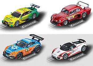 Carrera-Evolution-Sonderangebote-Audi-27473-Porsche-27477-BMW-27512-Kaefer-27485