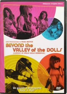 Dvd-Beyond-the-valley-of-the-dolls-Lungo-la-valle-delle-bambole-ed-2-dischi