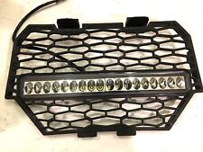 GRILL LED LIGHT BAR COMBO for  POLARIS RZR 1000 XP / S , RZR 900 , 2016 Turbo