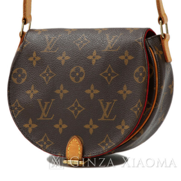 a191d22e770 Louis Vuitton Monogram Tambouran M51179 Shoulder Bag Diagonal Hanging   eBay