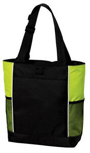 Port Authority Improved Panel Tote. B5160