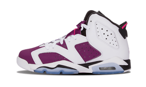 buy popular 10bd4 b90a3 Image is loading Nike-Air-Jordan-6-Grapes-Retro-GG-Youth-