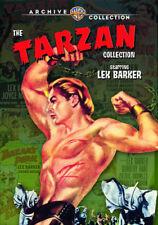 The Tarzan Collection: Starring Lex Barker (DVD, 2013, 5-Disc Set)
