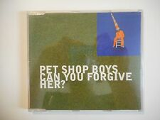 PET SHOP BOYS : CAN YOU FORGIVE HER ? [ CD-MAXI ]