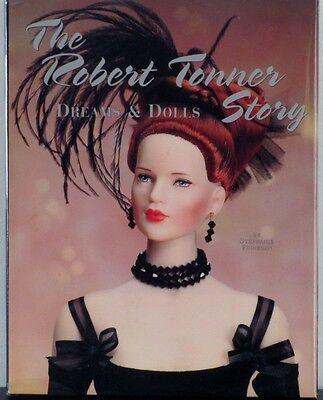 The Robert Tonner Story Betsey McCall Creator HB DJ Stephanie Finnegan First Ed
