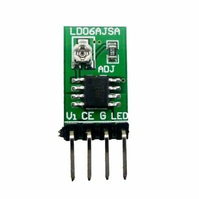 DC 3V 3.3V 3.7V 5V 6V Adjustable LED Driver PWM DC-DC Constant Current Converter