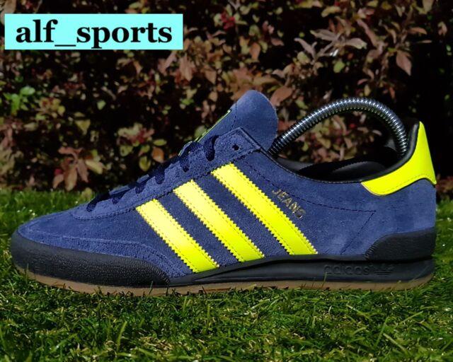 BNWB AUTHENTIQUE Adidas Originals Jeans MkII Mk2 Collegiate Navy Baskets  Taille UK 5 9da05c19f33