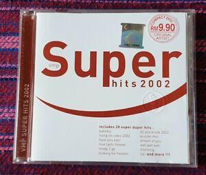 Various-Artist-Super-Hits-2002-VMP-Malaysia-Press-Cd