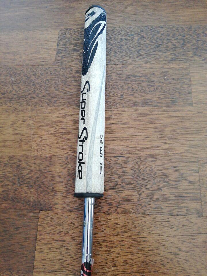 Stål putter, Odyssey white hot pro