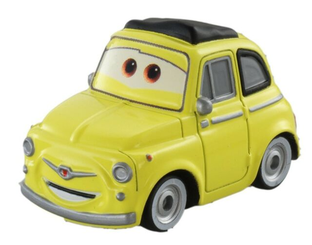 New Takara Tomy Disney Pixar Cars Louise C-12 F/S From Japan