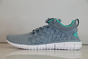 100% authentic 4f437 5ab7b Image is loading Nike-Free-OG-14-Woven-Dove-Grey-Blue-