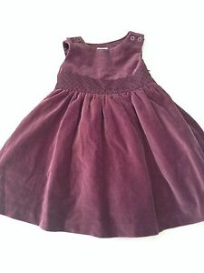 Gymboree-baby-girl-6-12-months-dress-Easter-Spring