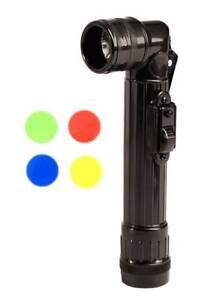 Linterna-angulo-Led-negra-militar-pequena-filtro-colores-tipo-militar-acampada