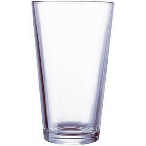 Cardinal Partially-Tempered Mixing Glass Clear 16 oz   24 Case
