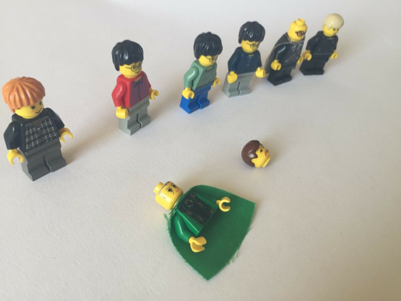 Lego - 6 x Harry Harry Harry Potter minifigures + more - Chamber of Secrets - 4730 etc cac9fc