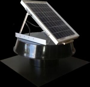 SOLAR-POWERED-ROOF-VENTILATION-ATTIC-EXHAUST-FAN-SW900RAF-amp-4-EAVES-FIXED-THERMO