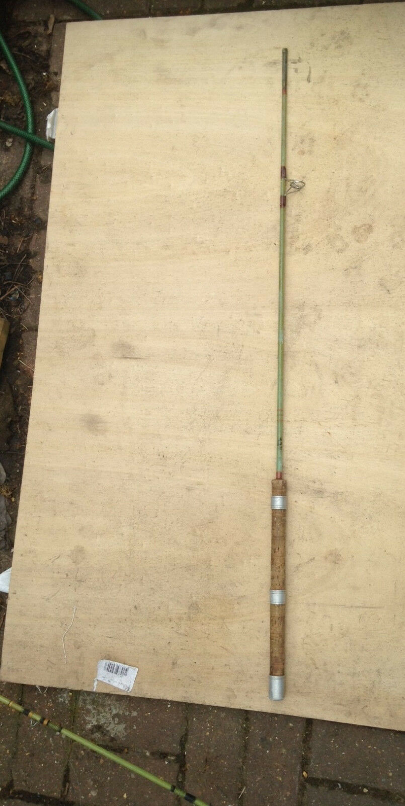 Antique fishing gear Made in Scotland