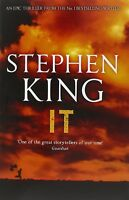 It by Stephen King (New Paperback Book)